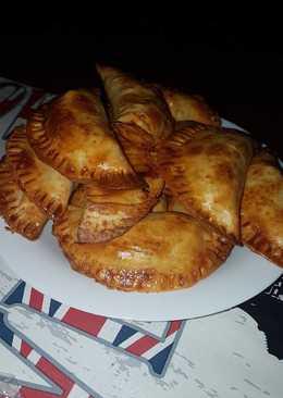 Empanadillas de carne picada al horno
