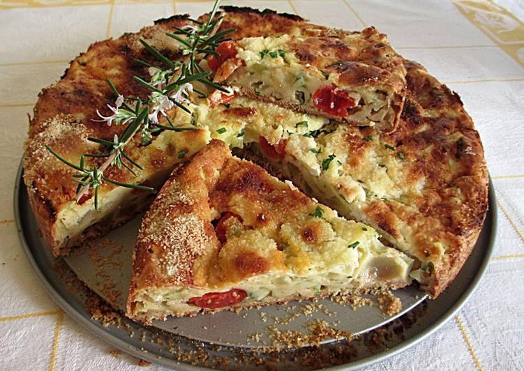 Pan de calabac n y tomates cherry receta de cocinar con Cocinar con 5 ingredientes