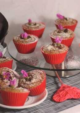 Muffins de Granola Casera
