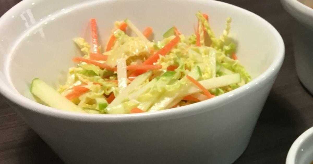 ensalada de col 575 recetas caseras cookpad rh cookpad com