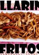 Tallarines fritos (estilo chino)