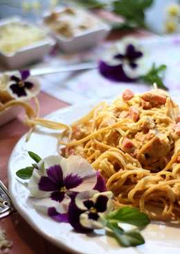 Espaguetis en Salsa Carbonara   #Recetasdefindemes