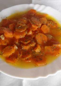 Zanahorias en salsa