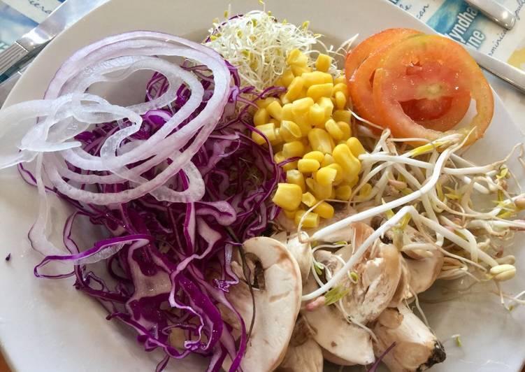 Verano de recetas light ensaladas