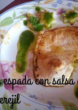 Emperador 104 recetas caseras cookpad for Pez espada en salsa de almendras