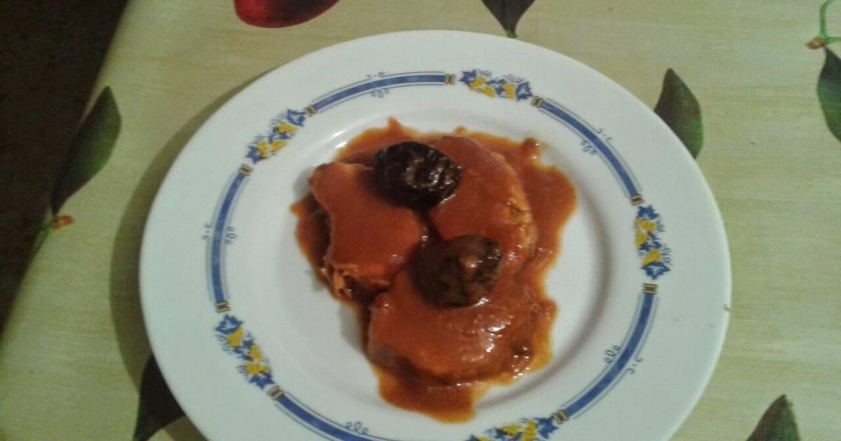 Salsa de ciruelas pasas 56 recetas caseras cookpad - Carne con ciruelas pasas ...