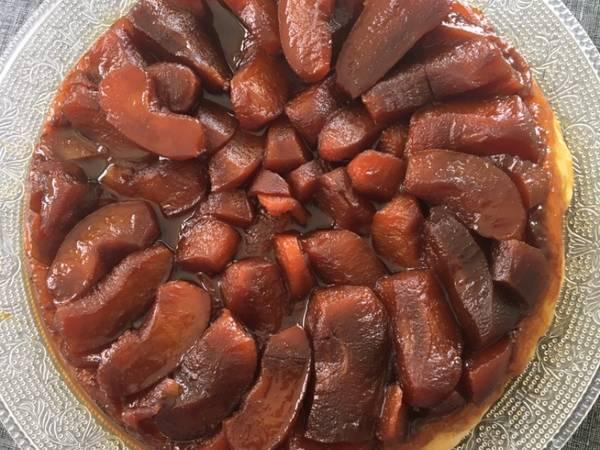 Tarta 🍰 Tatín de manzana 🍏