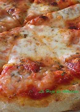 Pizzas Top-pizza Deluxe de massa gruesa y esponjosa