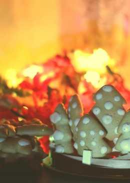 Galletas Navideñas de Mandarina y Vainilla