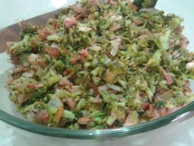 Ensalada de brócoli