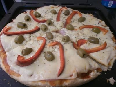 Pizza súper express