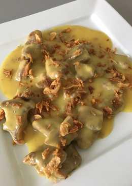 Carne con salsa de mostaza y miel
