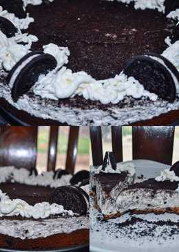 Oreo cheesecake! No horno necesario !!! Fácil