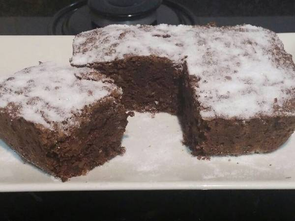 Brownie fácil thermomix