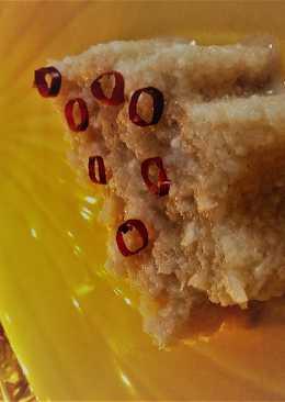 Pino de tapioca y chilli para una navidad hot!!