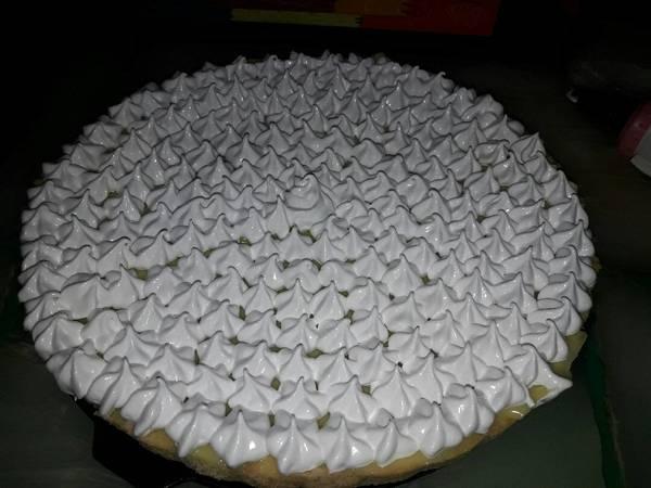 Lemon pie !!