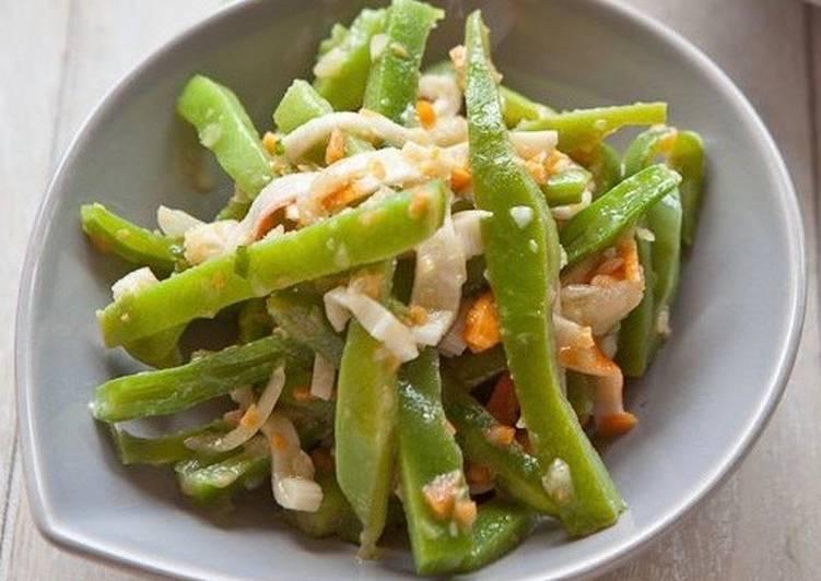 Jud as verdes con gambas y surimi 8 minutos en olla - Judias verdes en olla express ...