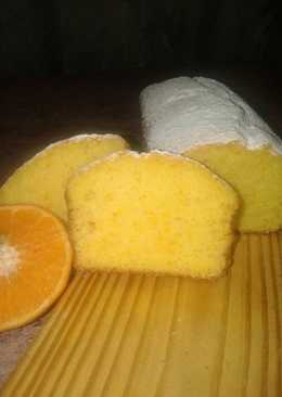 Budín de mandarina