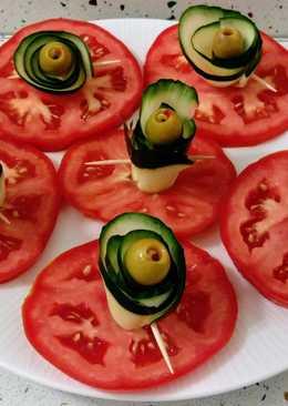 Nenúfar de tomate