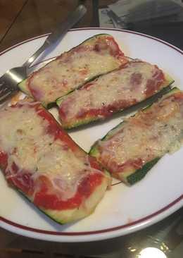 Calabacín - pizza