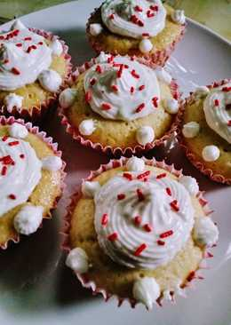Cupcakes Maizena