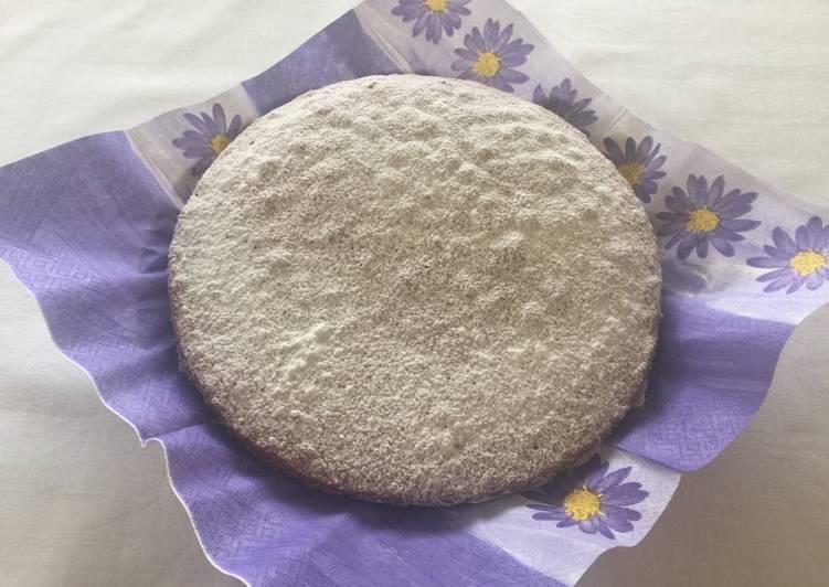 Bizcocho cuatro cuartos Receta de hindmoussaoui7 - Cookpad