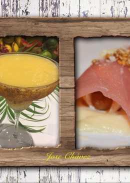 Triple seco 34 recetas caseras cookpad for Coctel con zumo de tomate