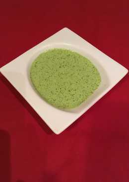 Mojo de cilantro