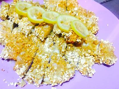 Pollo al limón súper fácil y más ligero
