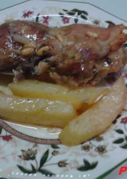 Delicia de pollo con trufa al brandy Gran Duque de Alba