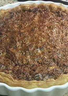 Pecan Pie ( Pie de nueces Pacanas)