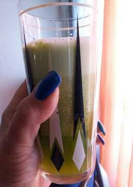 Licuada detox y vitamina E