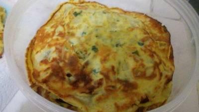 Tortilla española, desayuno de campeones 💪