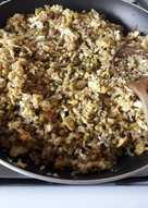 Quinoa con frutos secos