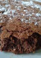 Brownie de chocolate🍫