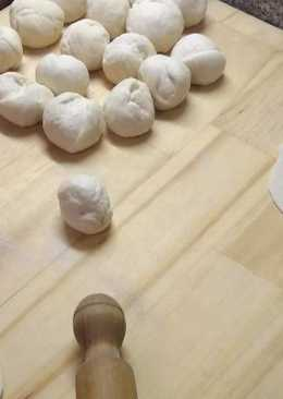 Masa de empanadas árabes
