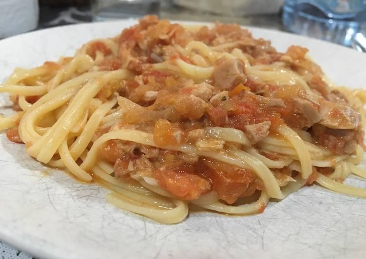 Spaguettis bajos en calorías