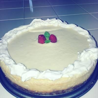 Pastel de queso (cheesecake)
