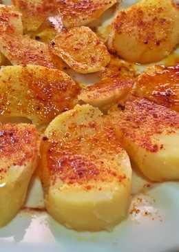 Patatas a la gallega   ¿Cómo cocer una patata en 5 minutos?