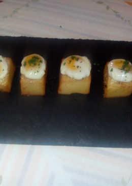 Snak de Tortilla de Patata de Sergi Arola