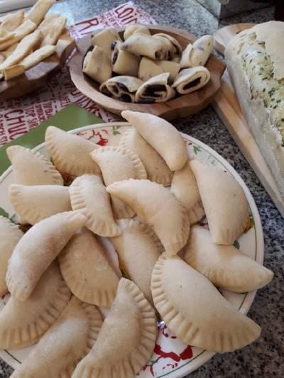 Empanadas de Rubén #SabrosasEmpanadasCriollas
