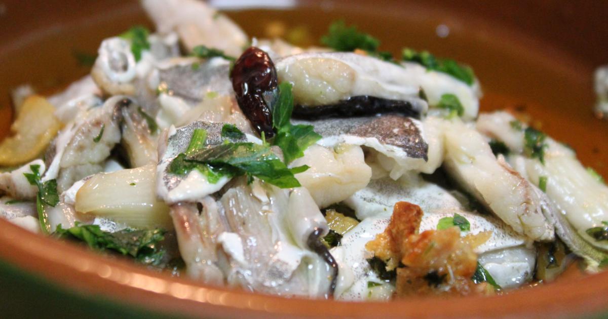 Cocochas de merluza en salsa verde r pida y sencilla for Cocina rapida y sencilla