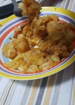 Patatas al ajillo de Jaén