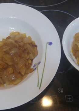 Cebolla caramelizada-con Stevia