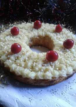 Rosca de Reyes con harina Pureza con levadura
