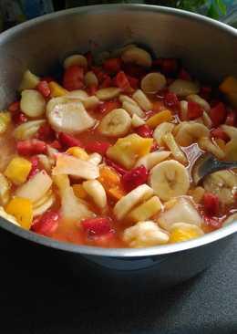 Mi macedonia de fruta