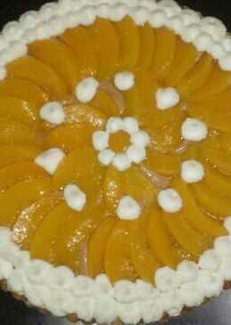 tartas frutales faciles