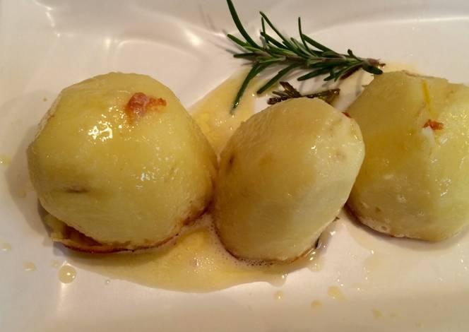 Cocina para principiantes papas a la manteca guarnici n - Cocina para principiantes ...