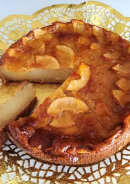Tarta fácil y deliciosa de manzana 🍏