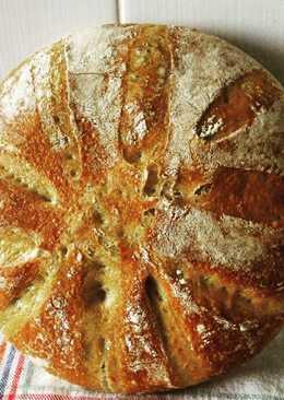 Pan a larga fermentacion
